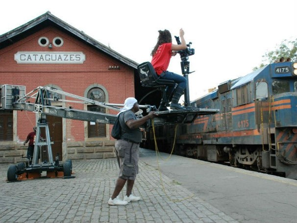 Festival Ver e Fazer Filmes na cidade de Cataguases em 2010 (Foto: Divulgação)