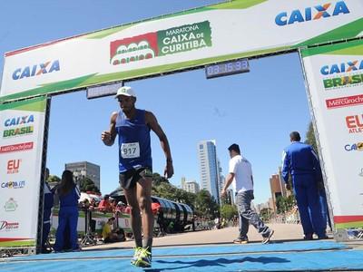 maratona curitiba (Foto: Divulgação/Prefeitura de Curitiba)