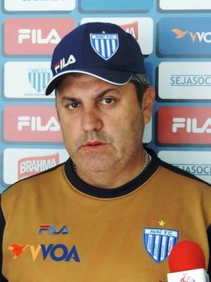 Gilson Kleina Avaí (Foto: Diego Madruga)