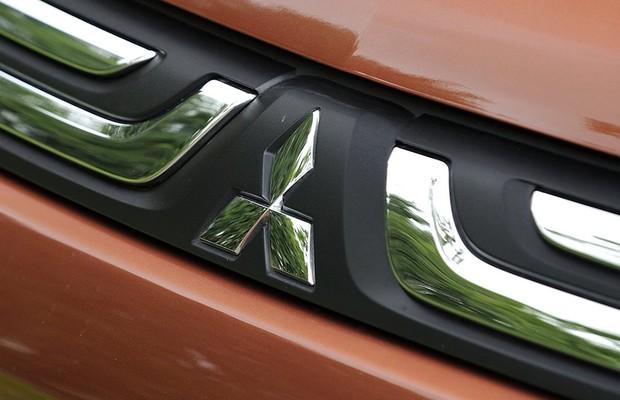 Logo Mitsubishi (Foto: Divulgação)