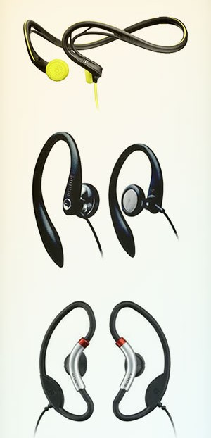 Fones de ouvido para corrida (Foto: Editoria de Arte / EUATLETA.COM)