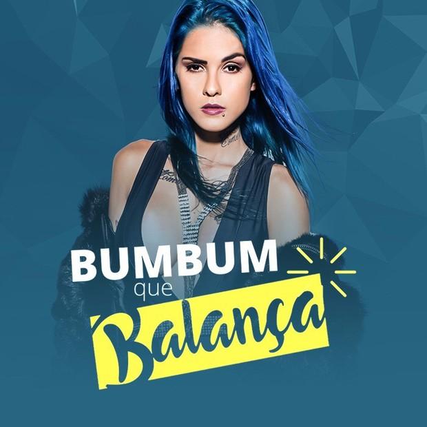 Tati Zaqui lança música 'Bumbum que balança' (Foto: Divulgação)