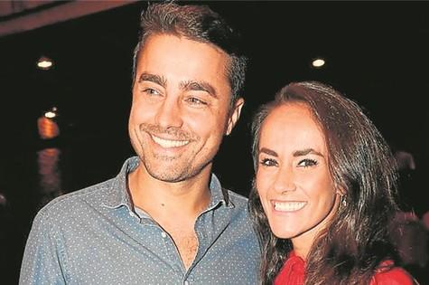 Ricardo Pereira e Francisca Pinto (Foto: Marcos Ramos)