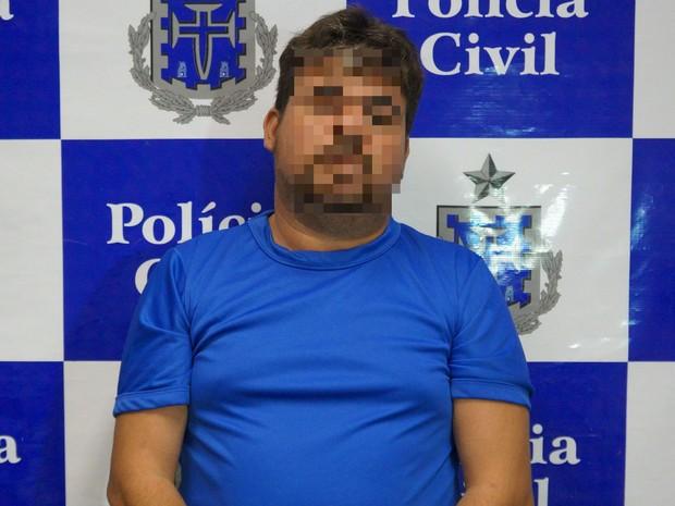 Homem forja triângulo amoroso no Whatsapp para aplicar golpe na Bahia (Foto: Divulgação/Polícia Civil)