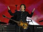 Pré-venda do show de Paul McCartney em Belo Horizonte está esgotada