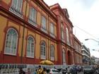 Bibiloteca Pública reabre após quase cinco anos em restauro, no AM