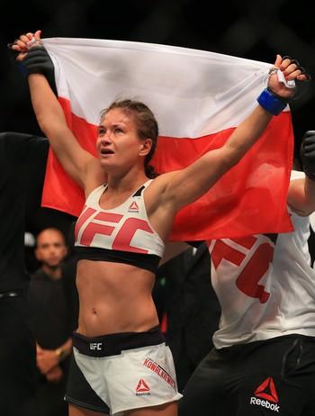 Karolina Kowalkiewicz, UFC 201, MMA (Foto: Getty Images)