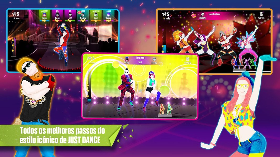 how to logout of just dance now