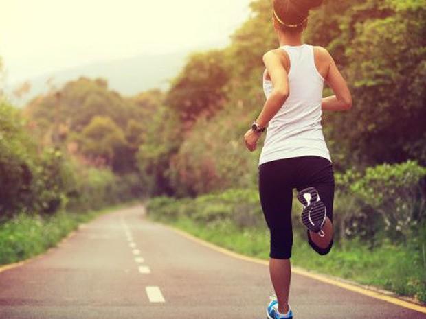 O primeiro grupo teve que correr três horas por semana e demonstrou melhora no condicionamento físico (Foto: BBC/Thinkstock)