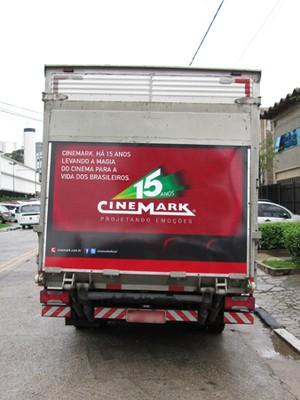 New View Media tem o Cinemark como um de seus clientes (Foto: Divulgação)