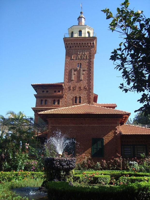 Famosos 10 castelos no Brasil que parecem ter saído dos livros - Casa  FS18