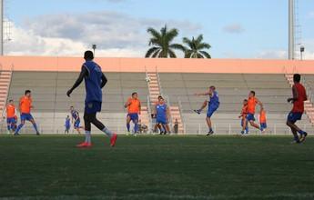 Nacional divulga programação da semana com dois treinos na Arena AM