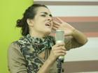 'Me sinto na Broadway', diz Luciana Paes em primeiro ensaio para o 'Completão'