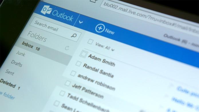 Com 60 milhões de usuário, Outlook sai do beta e planeja substituir o Hotmail. (Foto: Reprodução) (Foto: Com 60 milhões de usuário, Outlook sai do beta e planeja substituir o Hotmail. (Foto: Reprodução))