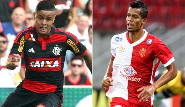 Flamengo e Náutico se enfrentam nesta quarta (27), pela Copa do Brasil (Foto: Reprodução/ GE)