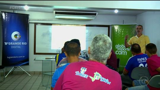 Definidos os grupos das categorias de base da Copa TV Grande Rio de Futsal