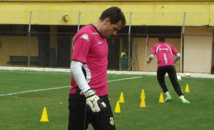 Wilson Júnior São Bernardo (Foto: Divulgação/ São Bernardo FC)