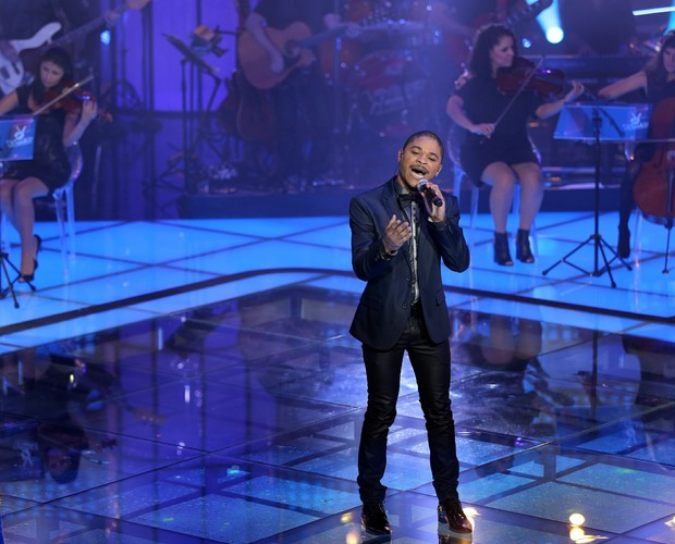 Pedro Lima Shows ao Vivo 1 (Foto: Isabella Pinheiro/TV Globo)