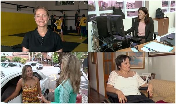 Grandes histórias de mulheres que lutam pelo reconhecimento e igualdade (Foto: Produção Destaque VM)