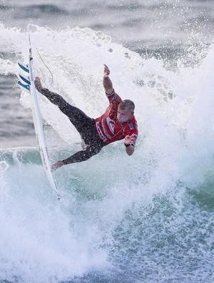 mick fanning surfe frança (Foto: EFE)