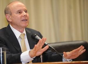 Guido Mantega, ministro da Fazenda (Foto: José Cruz/ Agência Brasil)