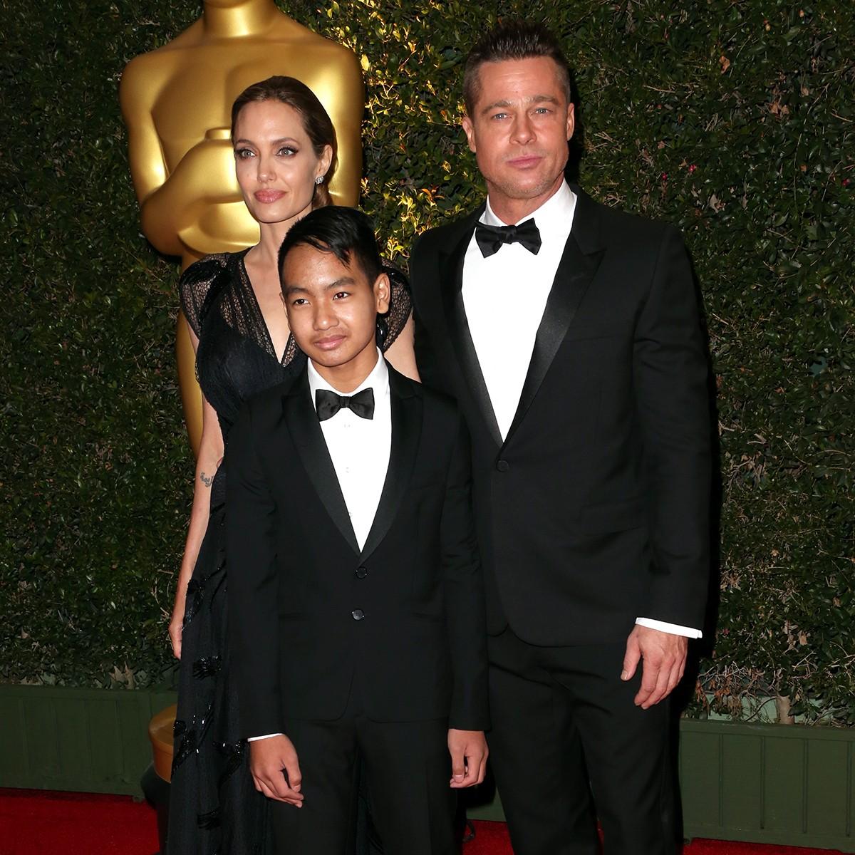 Angelina Jolie e Brad Pitt se inspiraram nos locais de nascimento de Shiloh Nouvel, Maddox Chivan, Zahara Marley, Pax Thien, Knox Leon e Vivienne Marcheline (Foto: Getty Images)