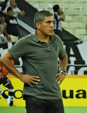 Silas Pereira, treinador do Ceará (Foto: Tom Alexandrino)
