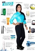 Ex-BBB Amanda conta quais são seus produtos de beleza favoritos