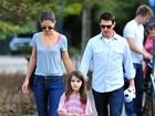 Katie Holmes não deixa Tom Cruise ver a filha, diz site