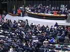 Em sessão tumultuada, Congresso conclui votação de vetos dos royalties