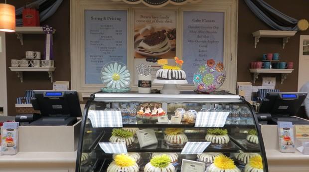 A Nothing Bundt Cakes atualmente trabalha com 120 franquias em funcionamento nos Estados Unidos (Foto: Mariana Iwakura)