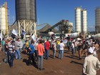 Agricultores voltam a ocupar canteiro de obras da Usina de Baixo Iguaçu