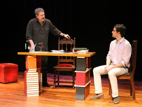 Professores instauram debate sobre relacionamentos e a condição humana (Foto: Divulgação)