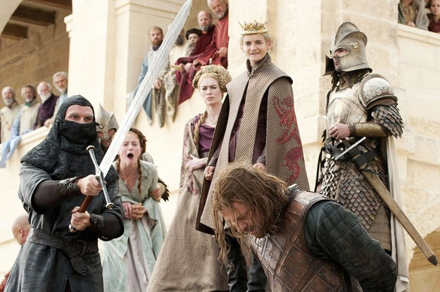 Ned Stark ou Richard de York? (Foto: Divulgação / HBO )