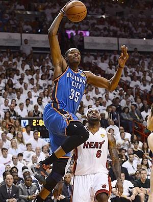 Kevin Durant, NBA (Foto: Agência Reuters)
