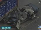 SP - 6h: Acidente deixa um morto na Marginal Pinheiros