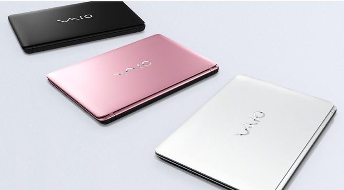 VAIO vai fabricar e vender notebooks no Brasil em parceria com a Positivo (Foto: Divulgação/VAIO)