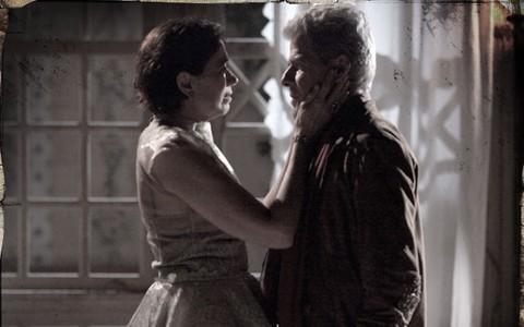 Juntos na eternidade! Vitória e Zico morrem soterrados (TV Globo/ Saramandaia)