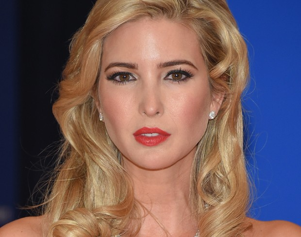 Ivanka, filha do bilionário Donald Trump (Foto: Michael Loccisano/ Getty Images)