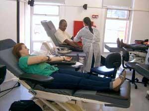Hemocentro lança campanha para doação de sangue em Campinas (Foto: Jéssica Kruckenfellner - HC/Unicamp)