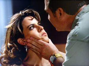 Pablito fica furioso com Luciana e ameaça a mina