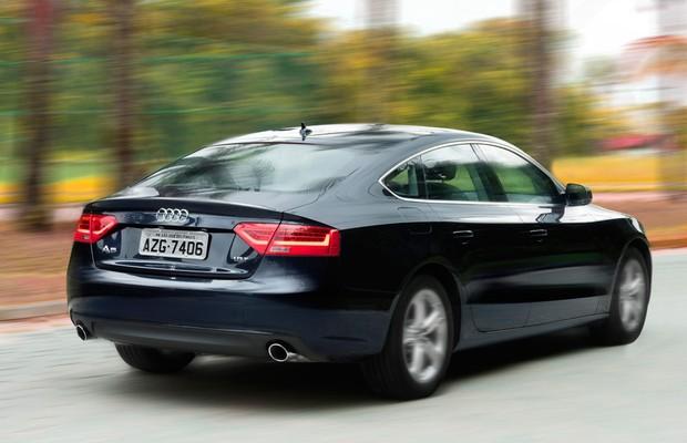 Audi A5 (Foto: Divulgação)