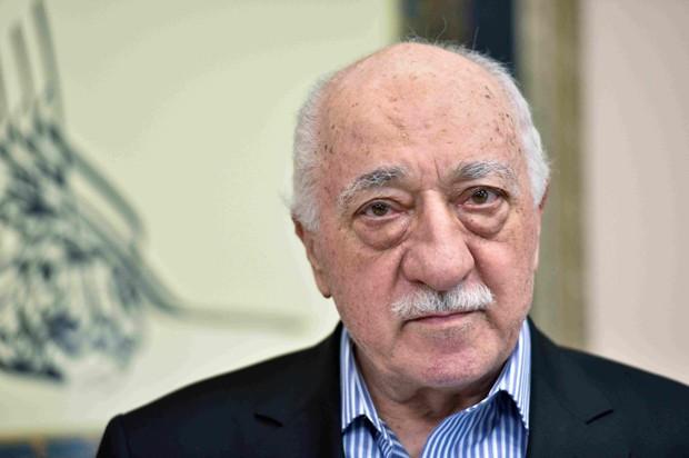 Turquia exige extradição do clérigo Fethullah Gülen, que vive nos EUA (Foto: Charles Mostoller/Reuters)