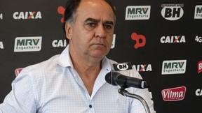 Marcelo Oliveira, ex-treinador do Atlético-MG