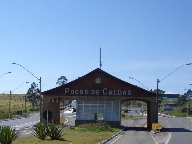 Confira como chegar, onde ficar e até onde comer na cidade e no Flipoços, em Poços de Caldas (Foto: Lúcia Ribeiro/G1)