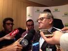 Presidente admite 'momento duro' da Petrobras e diz que confia no pré-sal