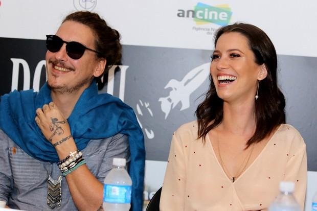 Caio Soh e Nathalia Dill (Foto: Thiago Duran/AgNews)