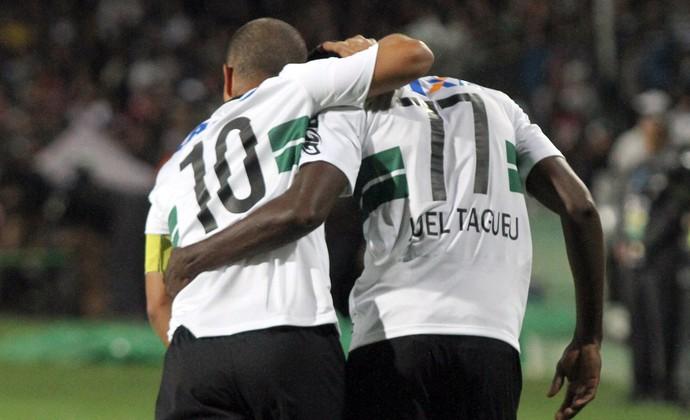 Coritiba deixa a zona de rebaixamento e dá indícios de uma recuperação no campeonato  (Foto: Divulgação Coritiba)