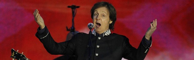 Paul McCartney (Foto: Joel Ryan/AP)