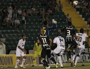 figueirense x sport saulo (Foto: Luiz Henrique / Figueirense)